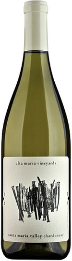 Alta Maria Vineyards Chardonnay