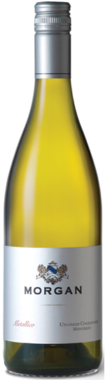 Morgan Winery Metallico Un-Oaked Chardonnay
