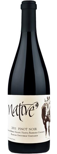 Native9 Rancho Ontiveros Vineyard Pinot Noir