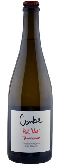 Stolpman Vineyards Combe Pet'Nat Trousseau