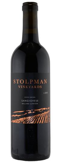 Stolpman Vineyards Sangiovese