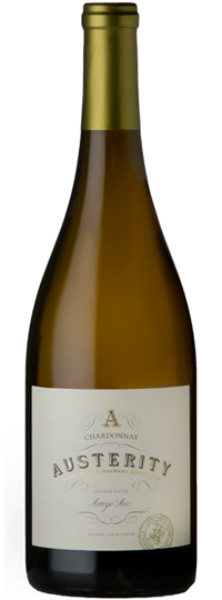 Austerity Wine Chardonnay Arroyo Seco