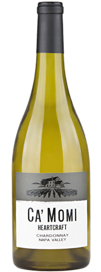 Ca'Momi Heartcraft Chardonnay Napa Valley