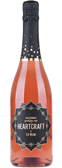 Ca'Momi Heartcraft Sparkling Rose