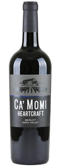 Ca'Momi Heartcraft Merlot Napa Valley