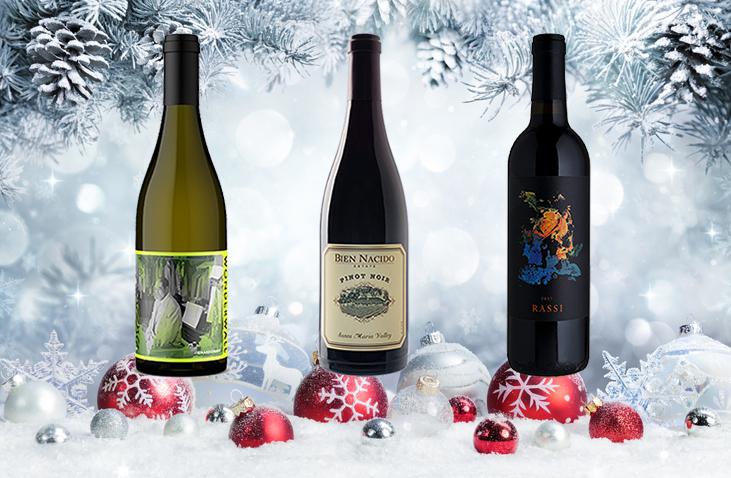 2020 Christmas Wine Set