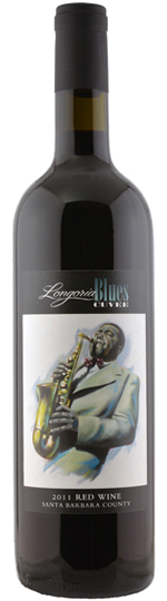 Longoria Wines Blues Cuvee