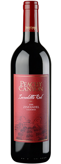 Peachy Canyon Winery Incredible Red