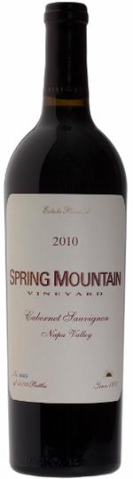 Spring Mountain Vineyard Estate Cabernet Sauvignon